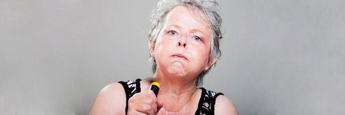 Calor na menopausa - Fogachos