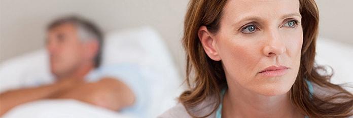 o que é bom para a menopausa